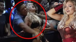 Fan Inappropriately Grabs Female WrestlerReal Reason Why Matt Riddle amp Goldberg Have Heat in WWE