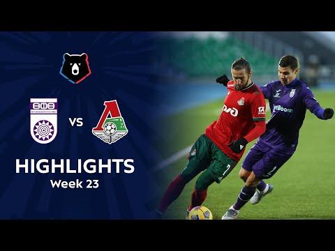Ufa Lokomotiv Moscow Goals And Highlights