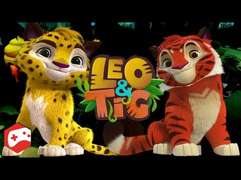 Leo and Tig (By Interactive Moolt) iOS/Android Gameplay Video