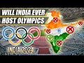 What Stops INDIA from Hosting Olympics  भारत मे ओलंपिक्स क्यों नहीं होते