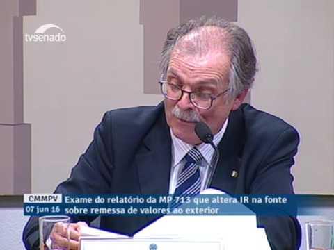MP 713 - Imposto de Renda - 07/06/2016