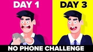 I Wasn't Allowed To Use My Phone For 7 Days, Then This Happened - Funny Challenge