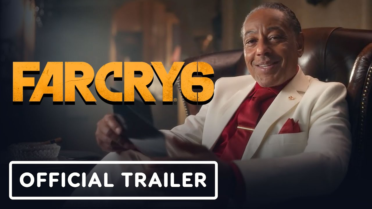 Far Cry 6: Giancarlo Answers Fan Mail - Official Trailer