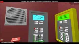 Roblox fire alarm, voice evac alarm, tornado alarm, and security alarm test!