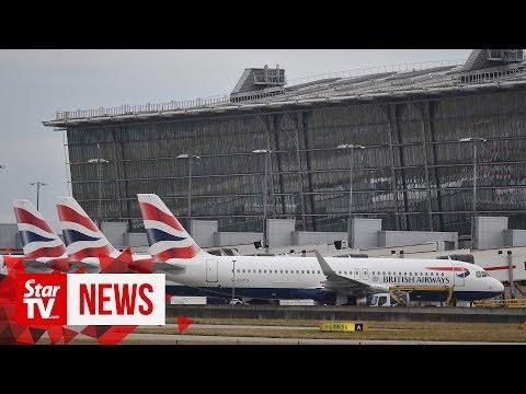 Flights cancelled as British Airways pilots stage first strike