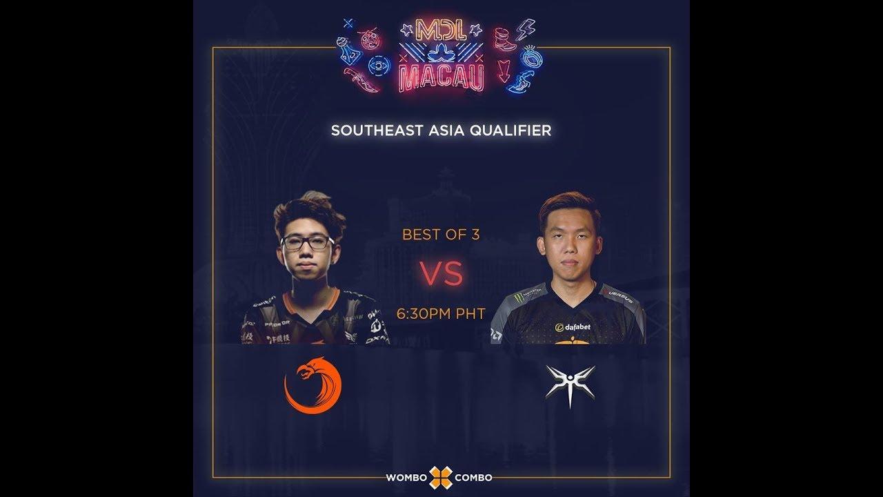 TNC vs Mineski Game 3 Finals (BO3) | MDL Macau