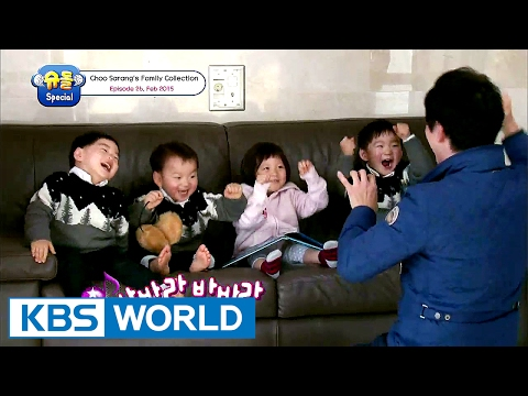 The Return Of Superman - Choo Sarang Special Ep.26