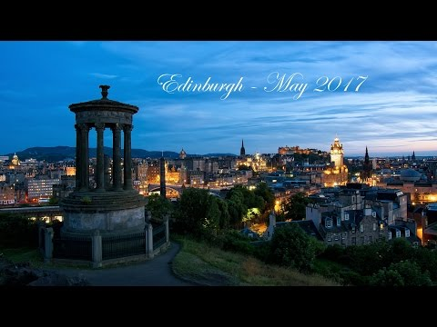 Edinburgh Short Film - May 2017