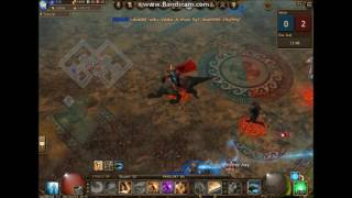 Drakensang online │FINISH 5v5 LAVA DOG │5/5 quest