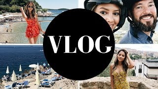 Vlog | Our Trip to Croatia and Barcelona