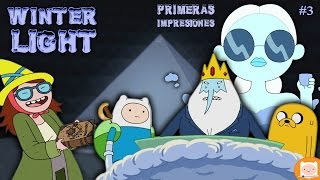 Winter Light (Luz Invernal) | Hora De Aventura | PRIMERAS IMPRESIONES Y TEORÍAS