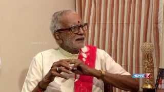 "Paesum Thalaimai - Meet Film News Anandan, a walking ""History of Tamil cinema"" | 17-05-2015"