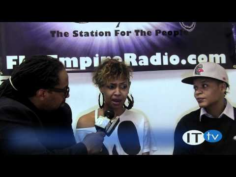 IT tv show episode 12 season 2 featuring MI-6 & BB Gunnz Media Day @ FLO Empire Radio Station