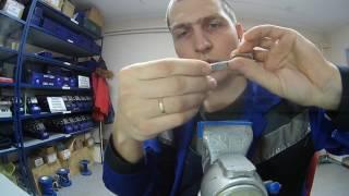 Изготовление ключа для автомобиля из заготовки с Алиэкспресса