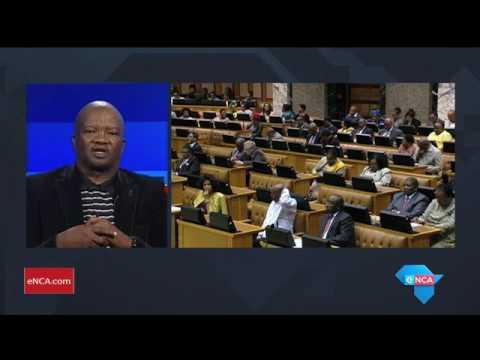 UDM calls on Baleka Mbete to postpone vote of no confidence