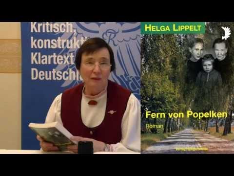 """""""Fern von Popelken"""" von Helga Lippelt – vorgestellt  von Dr. Bärbel Beutner"""
