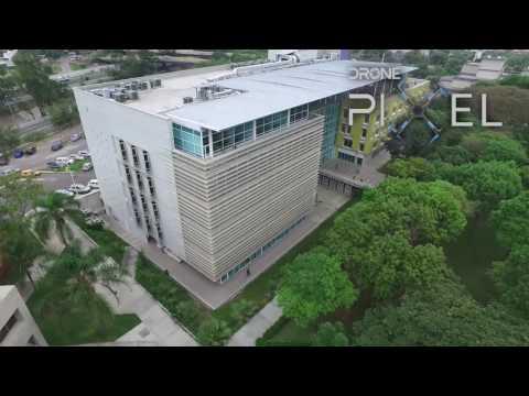 Universidad Católica Andrés Bello Caracas Venezuela desde el aire