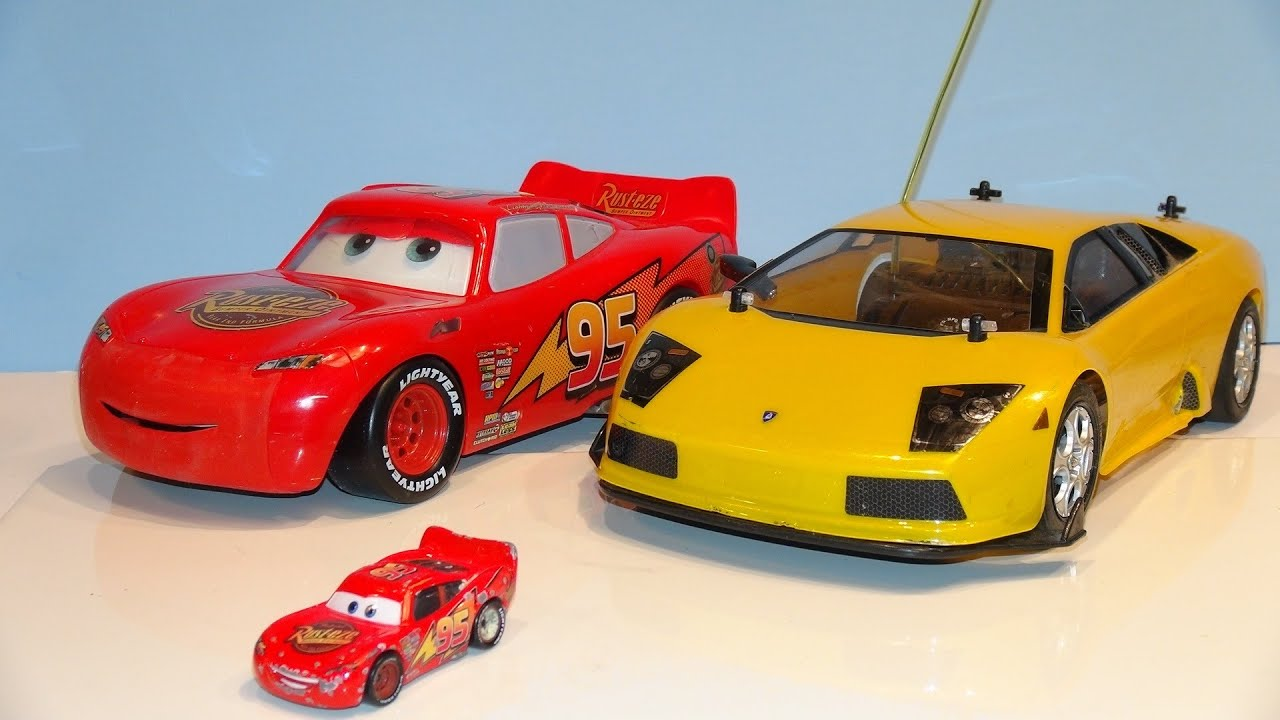Cars  Remote Control Cars Race