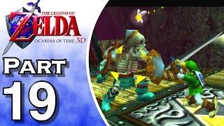 The Legend of Zelda: Ocarina of Time 3D - Gameplay - Walkthrough - Let's Play - Part 19