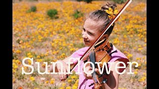 Sunflower (Post Malone) - Violin Cover by Karolina Protsenko Video