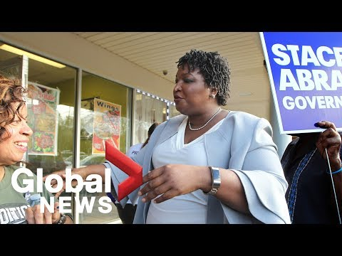 Midterm Elections: Stacey Abrams says Georgia will have \'chance to do a do-over\'