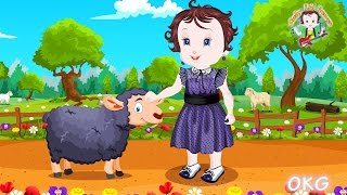 Baby Lisi Ba Ba Black Sheep Kids Song For Kids To Learn with Music