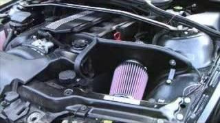 k 57 series cold air intake