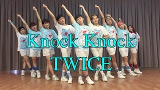 TWICE - KNOCK KNOCK (Dance cover) by Heaven Dance Team from Vietnam