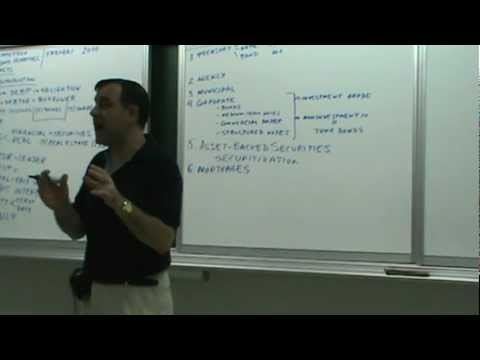 Fixed-Income Securities -  Lecture 01