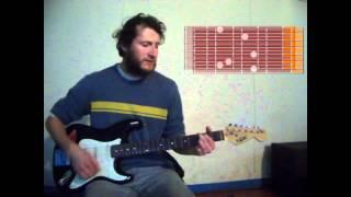 Escucharte hablar- Marcos Witt tutorial Guitarra