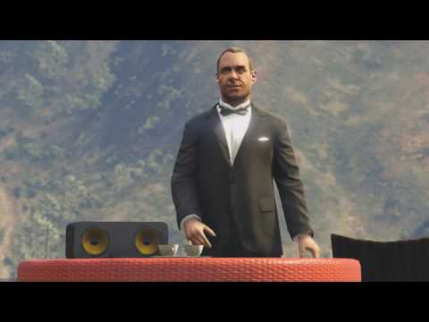 """Devin Weston, the American Capitalist""   GTA V Rockstar Editor"