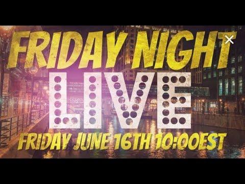 #FNL - FRIDAY NIGHT LIVE S1 E1