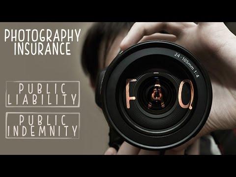 Do Photographers Need Insurance? - FAQ