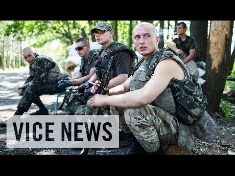 Sloviansk Residents Flee