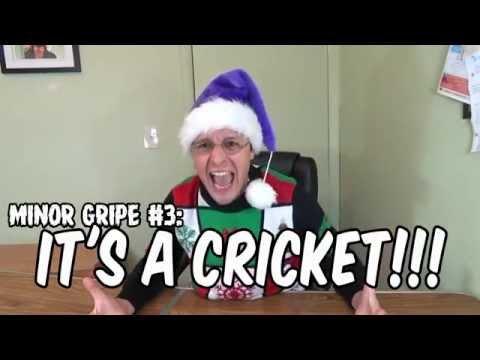Cartoon Limbo:  Cricket on the Hearth