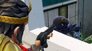 Fortnite: When a Point Blank Shotgun Goes Wrong - IGN Plays Live