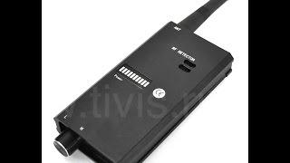 видео Подавитель сигнала сотовых телефонов,  купить подавитель в интернет магазине, детекторы жучков, детекторы поля