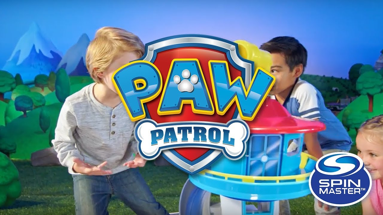 Spin Master | PAW Patrol - My Size Lookout Tower