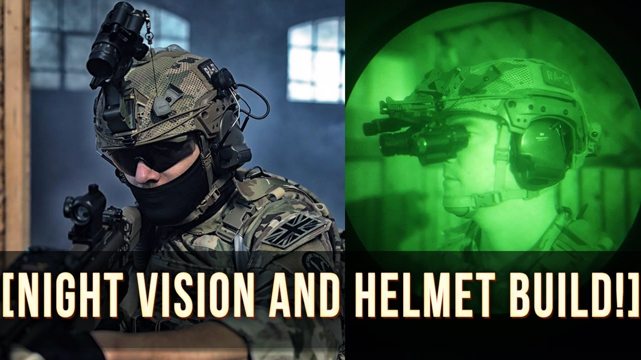 Challenger Share Price >> 'MILSIM' HELMET + NIGHT VISION SETUP + REVIEW! | UK AIRSOFT | TEAM WENDY EXFIL LTP - YouTube