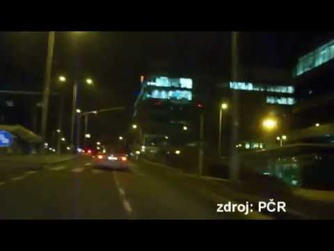 Czech Police - Chase in Prague