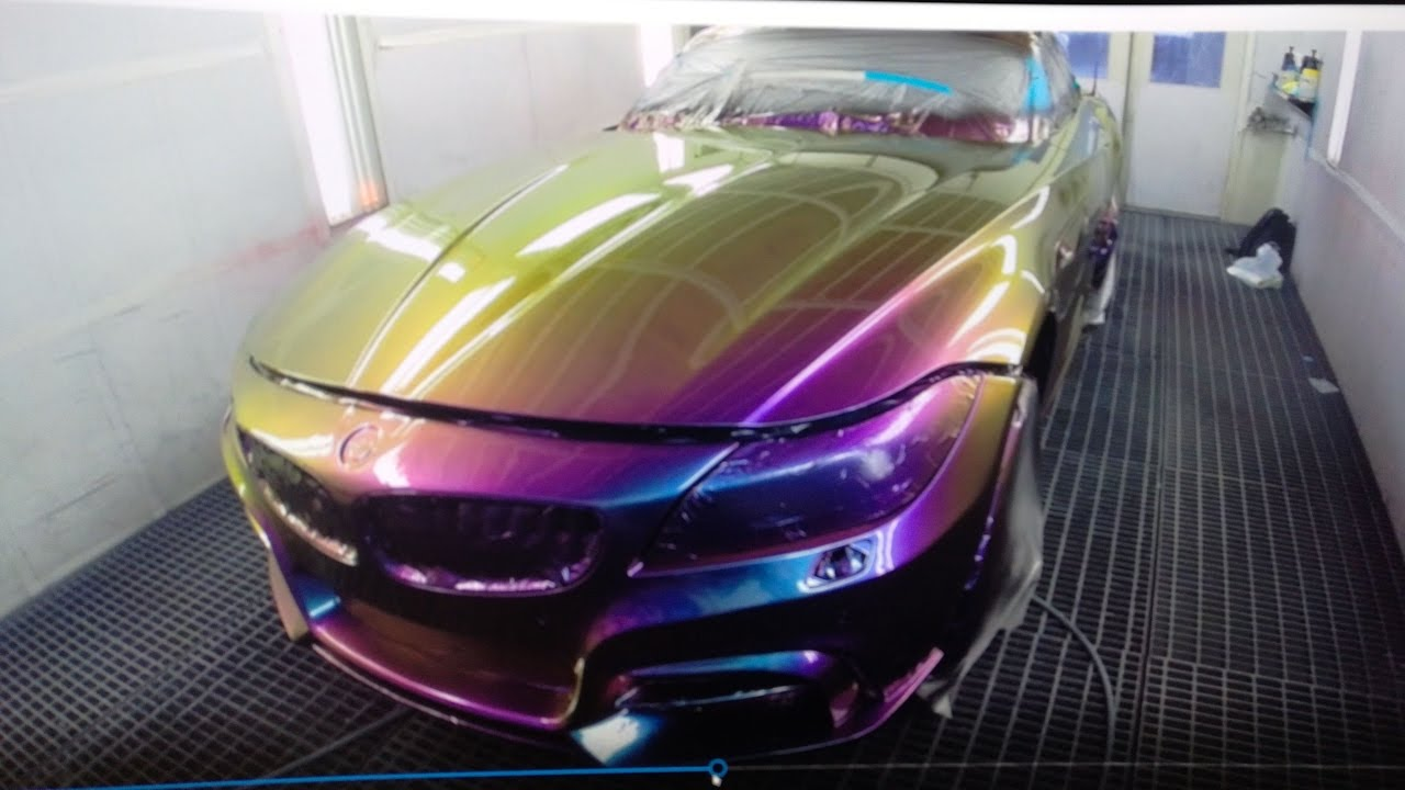 Autospruhfolie Tutorial High Gloss Finish Ztx By Dipmyride No Plastidip Youtube