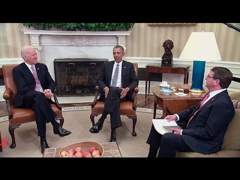 President Obama Meets with Secretary of Defense Ash Carter