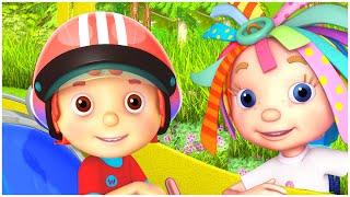 رسوم متحركة للاطفال | دروس صغيرة | مجموعة | قناة براعم | الدنيا روزي | Spacetoon | Baraem