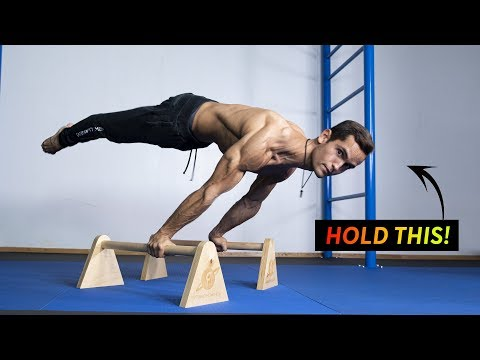 💥 The FINAL PLANCHE ROUTINE & BEST EXERCISES for PLANCHE PROGRESSION