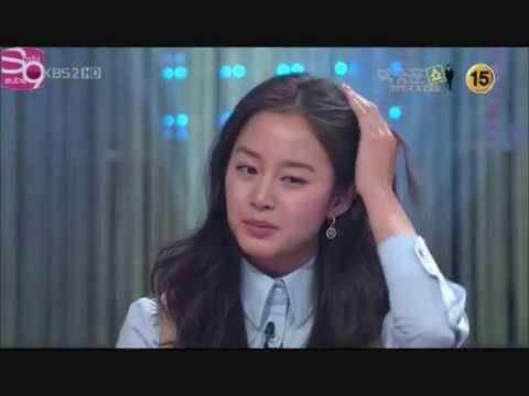Kim Tae Hee in Park Jung Hoon Show Part 4 (with English Subtitle) [HQ]