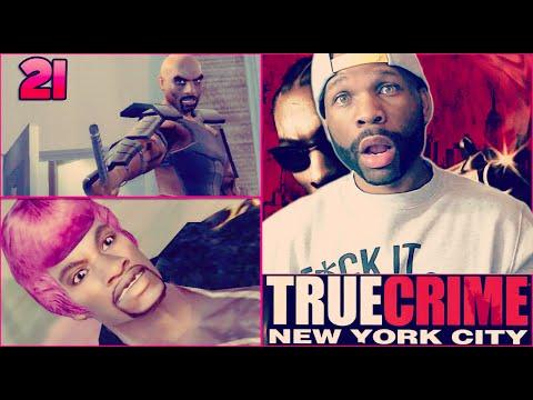 TRUE CRIME NEW YORK CITY WALKTHROUGH GAMEPLAY PART 21 - SAMURAI SWORDS