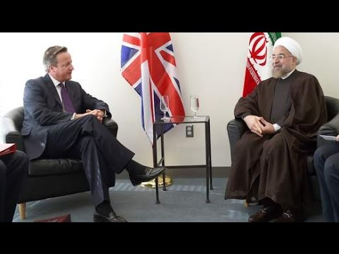 David Cameron: 'Whole World Must Unite Against IS Evil', Iran Allies