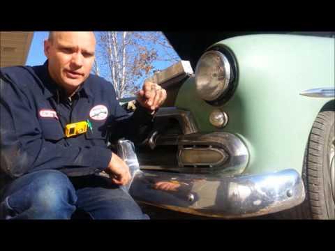 Chevy 6 volt to 12 volt conversion