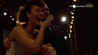 Surprise proposal - Yllätyskosinta Love me do:ssa 22.1.2017