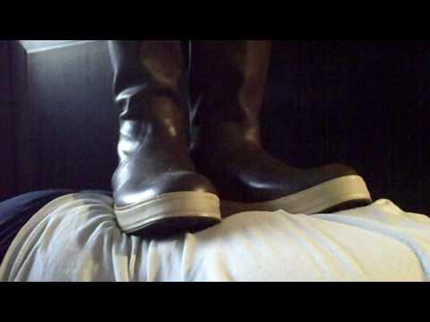 Trampling by Xtratuf Boots